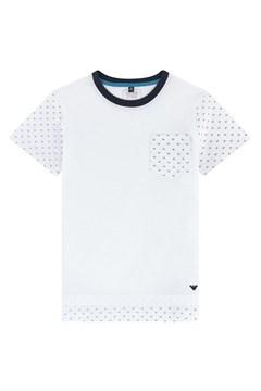 8eb1f916c89 Armani Junior T-Shirt - ARMANI JUNIOR - Smith   Caughey s - Smith ...