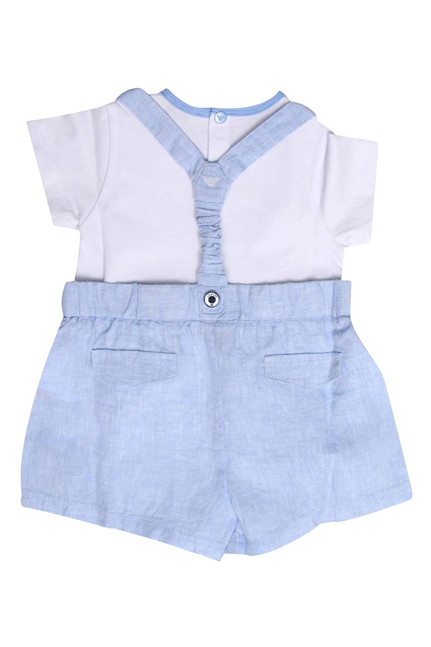 Romper & Overall Set