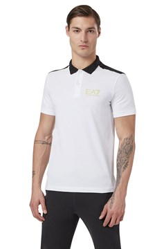 Stretch Cotton Polo Shirt 1100 1