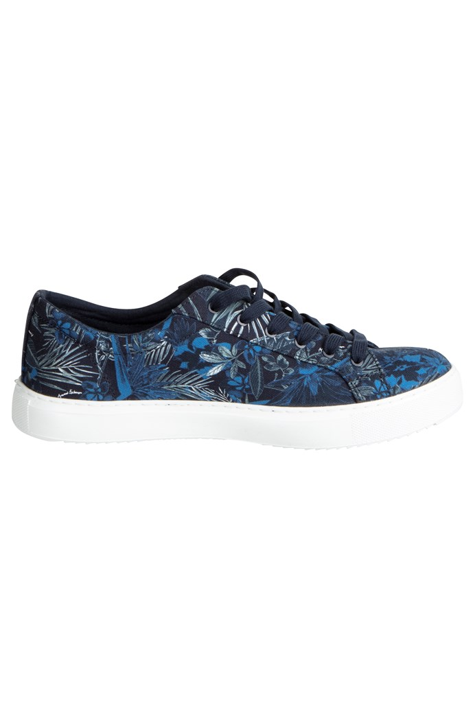 Tropical Low-Top Sneaker