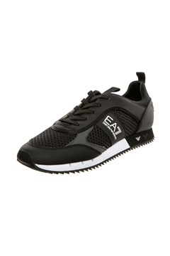 Mesh Insert Lace Up Sneaker - a120