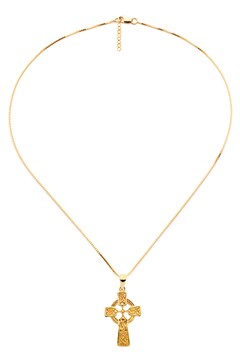 Saint Necklace GOLD 1