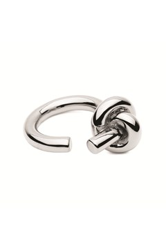 Small Knot Ring SILVER 1