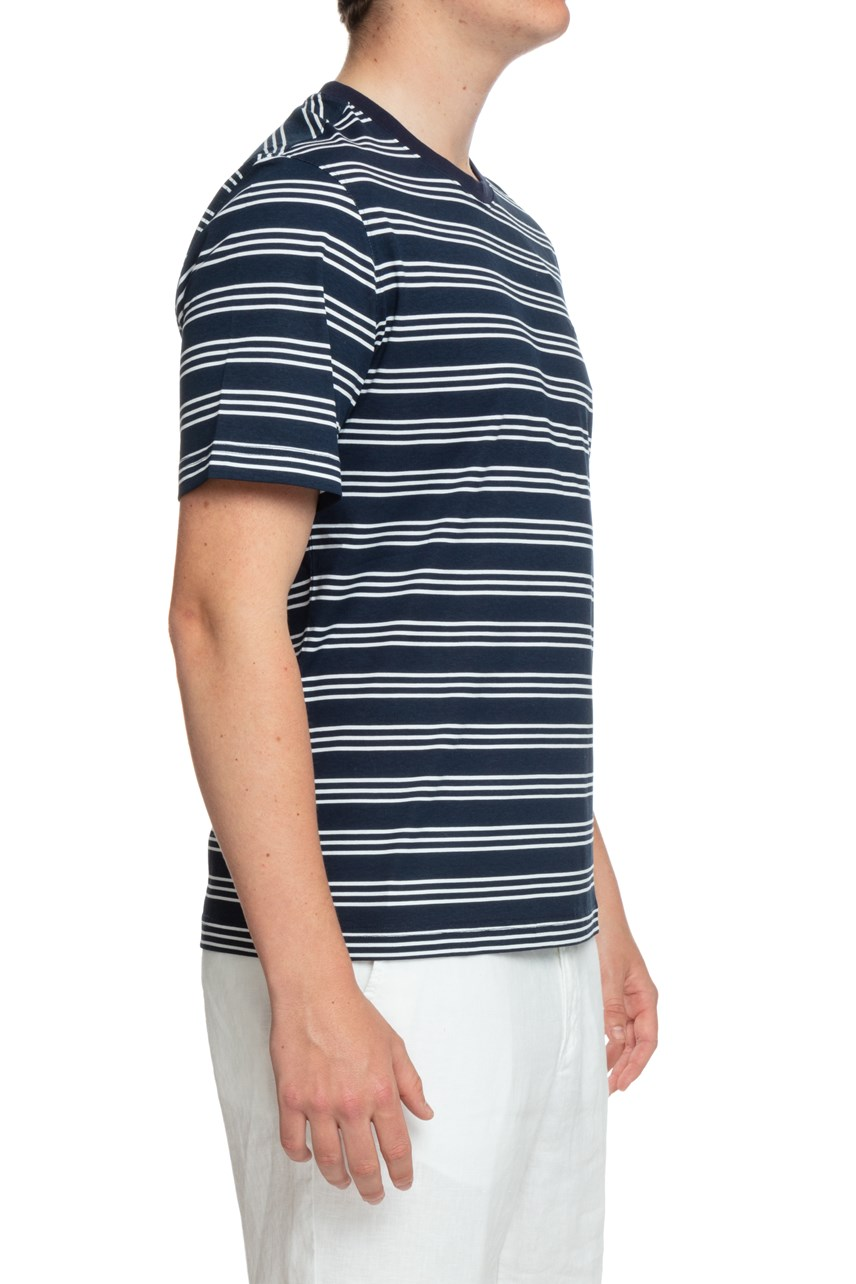 Troy Striped Tee