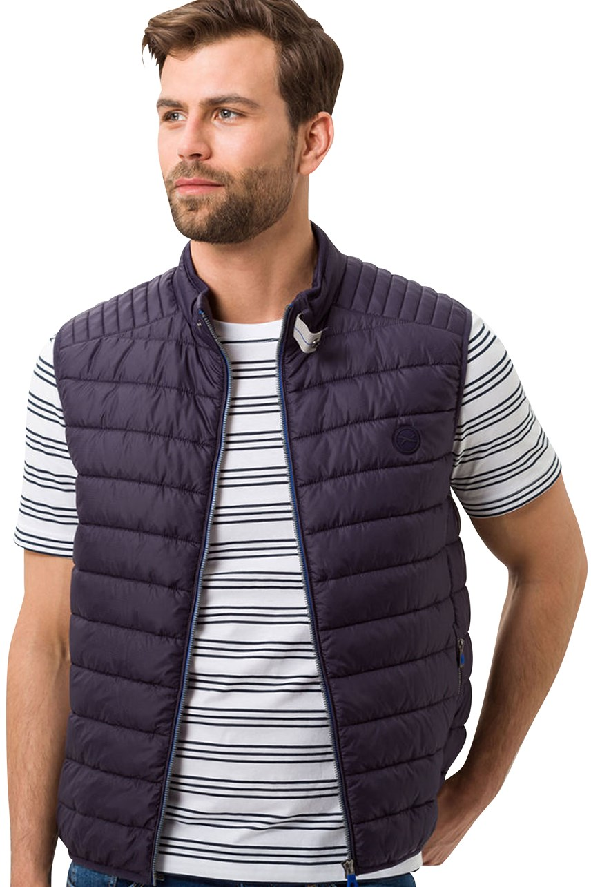 Willis Quilted Vest