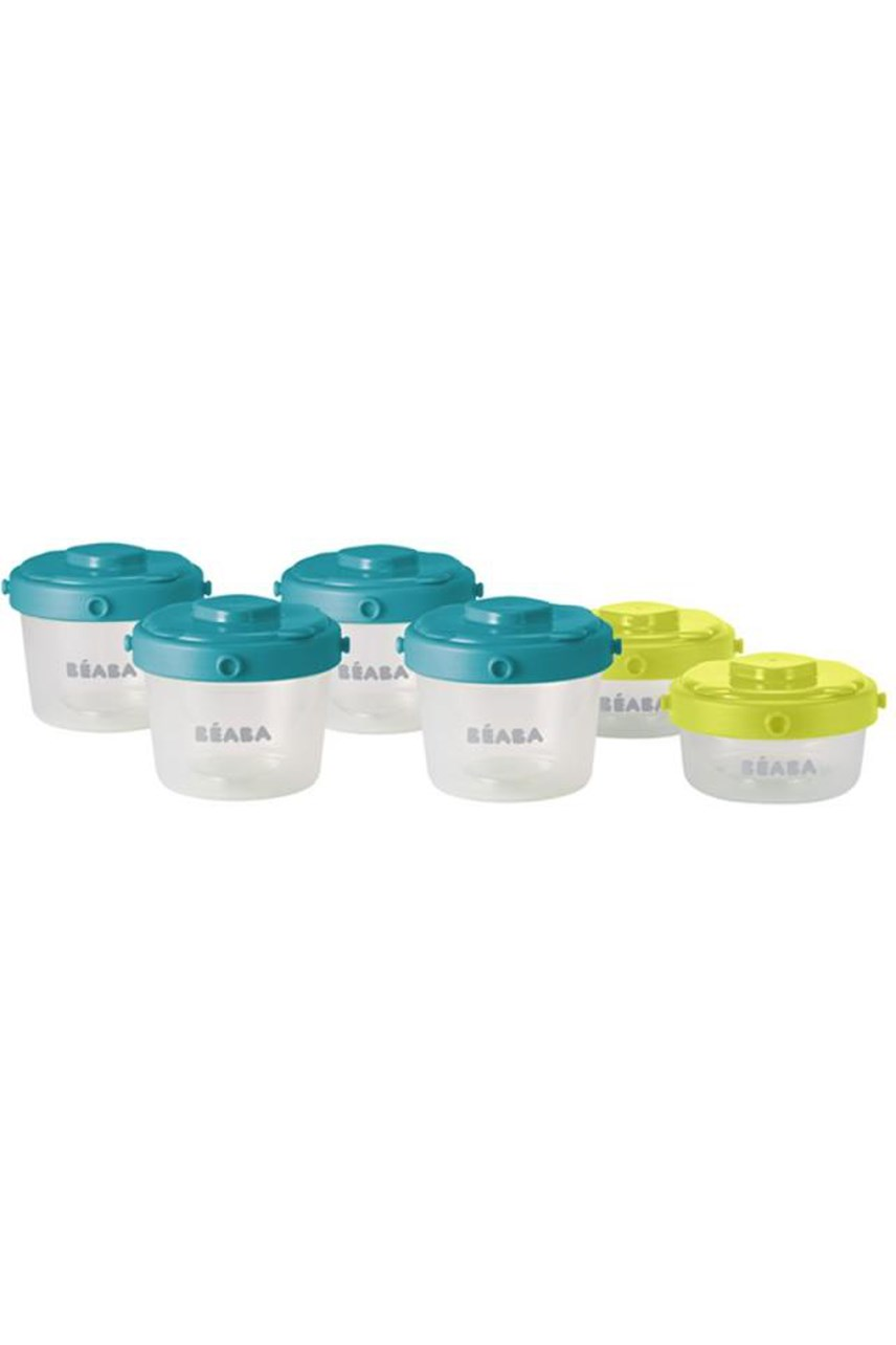 Portion Container Set of 6