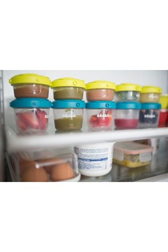 Portion Container Set of 6 -