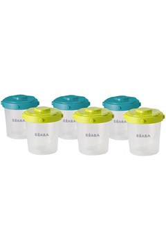 Portion Container Set of 6 BLUE 1