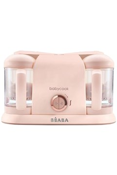 Babycook Plus Macaron Collection - rose gold