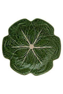 Cabbage Dinner Plate GREEN 1