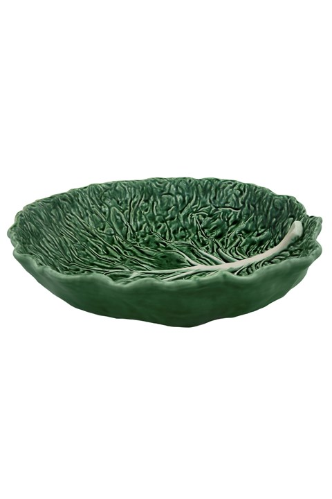 Cabbage Bowl Extra Large - green