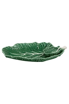 Cabbage Leaf Chip and Dip GREEN 1