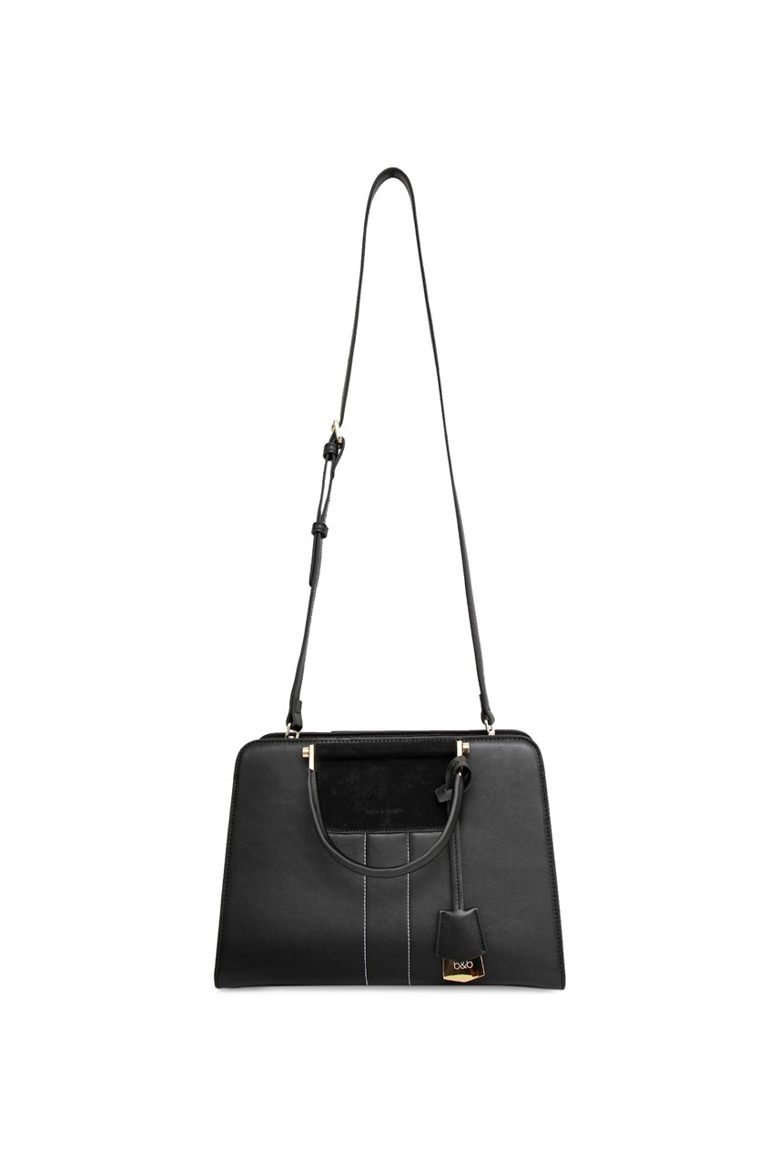 Almost Famous Leather Satchel