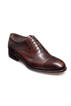 Falsgrave Oxford Shoe DARK BROWN S 1