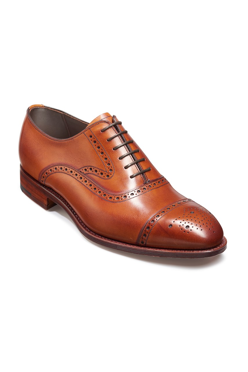 Lerwick Brogue Oxford
