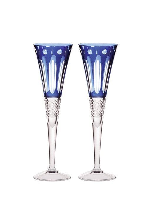 'Belgravia' Flute Champagne Glass Set of 2