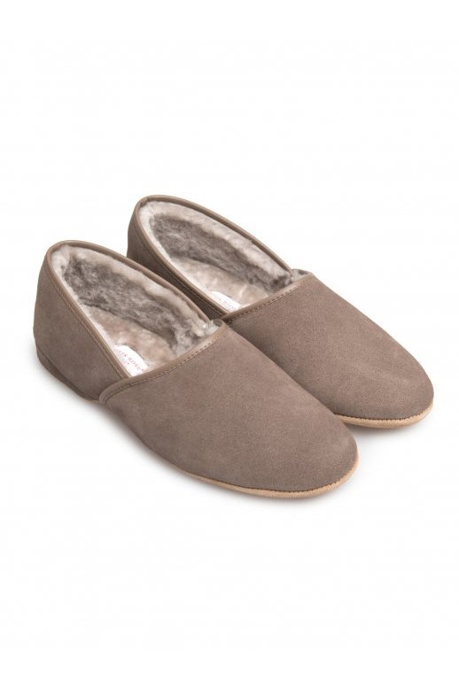 Crawford Suede Slippers