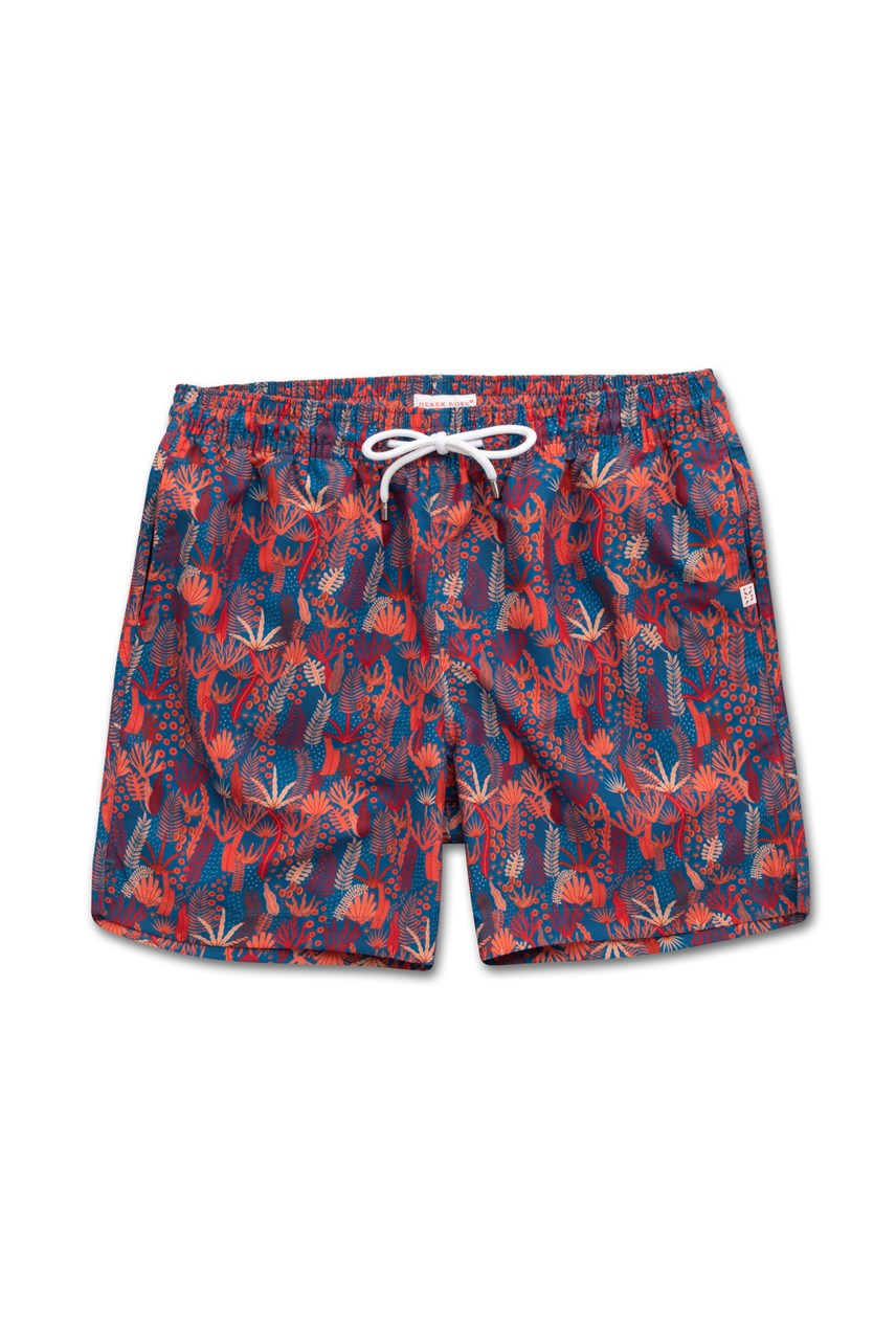 Maui 18 Classic Fit Swim Shorts