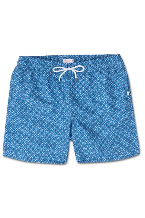Tropez 4 Swim Short - blue