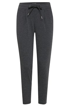 Kate Trousers DARK GREY MELANGE 1