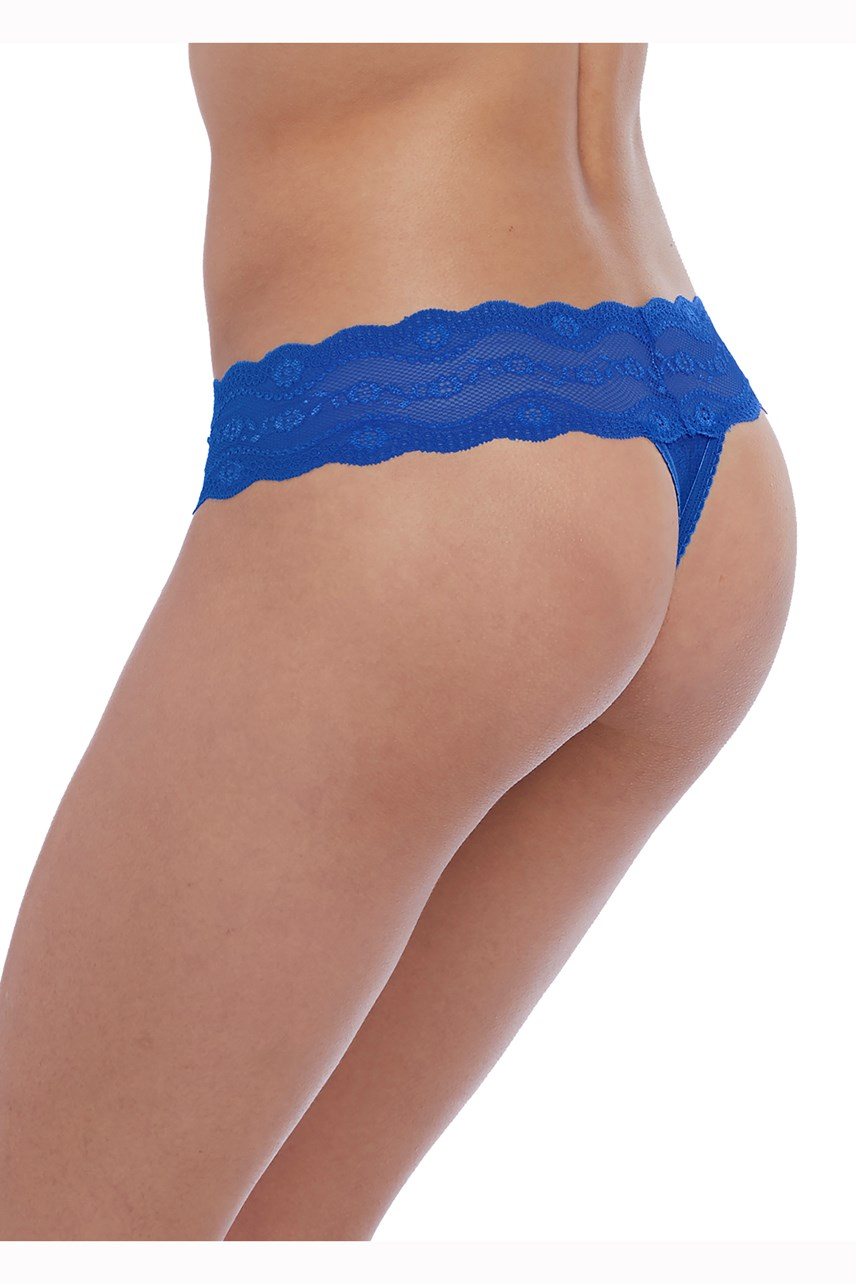 Lace Kiss Thong Brief