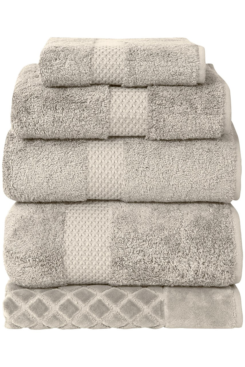 Etoile Towel Collection - Pierre Stone