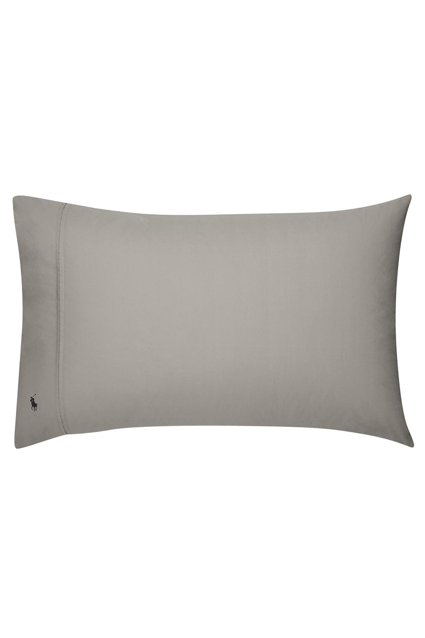 Player Standard Pillowcase - Pebble