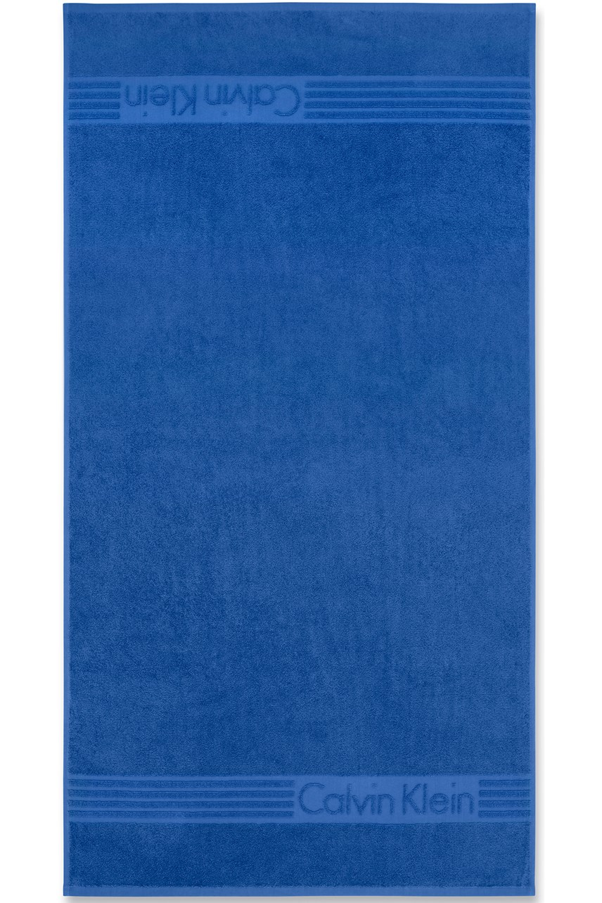 Modern Cotton Towel Collection - Cobalt