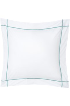 'Athena' Euro Pillowcase CELADON 1