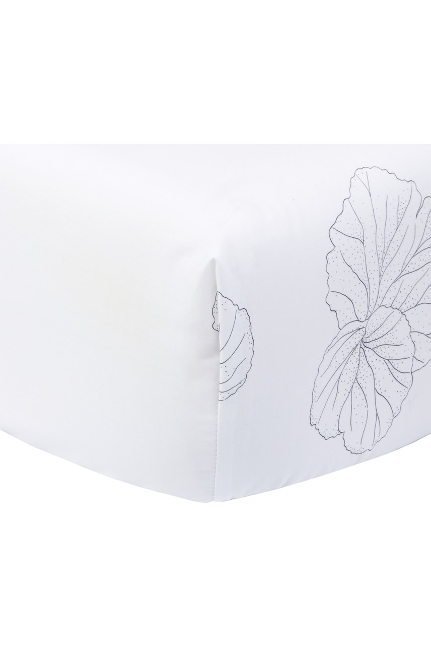 Pavot Fitted Sheet