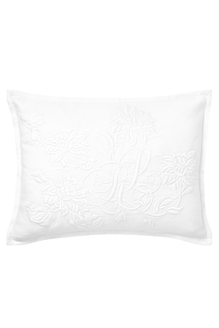Blanc Bleu Watney Cushion Cover