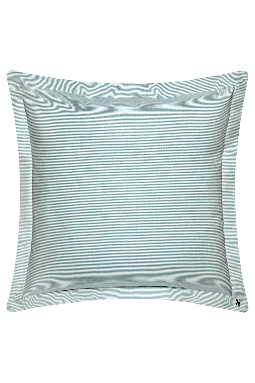 Oxford Euro Pillow Case - Evergreen
