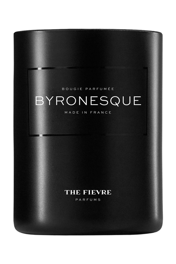 Byronesque Scented Candle