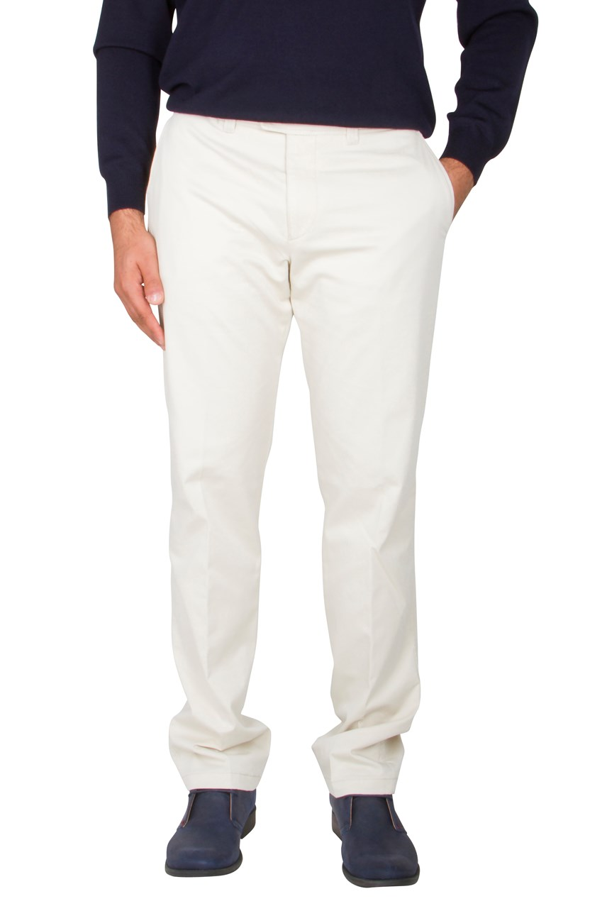 Pima Evan Cotton Kapok Trouser