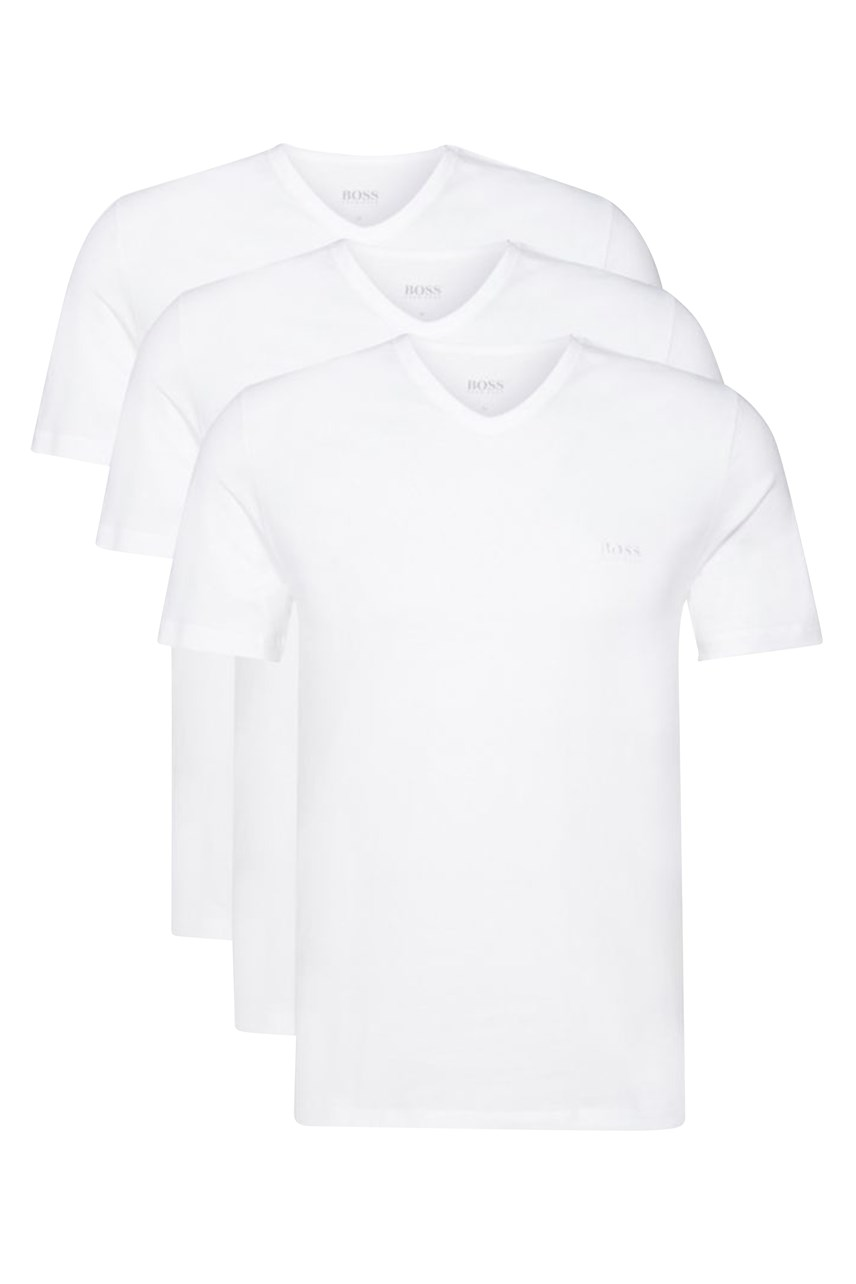 V-Neck Undershirt 3-Pack