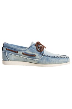 Nydeck Denim Boat Shoe 450 PST BLUE 1