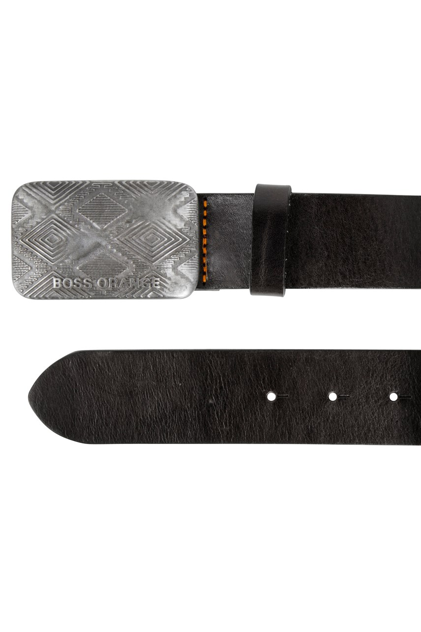 Jeremy Leather Belt