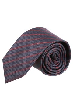 Tie 6cm 609 DARK RED 1
