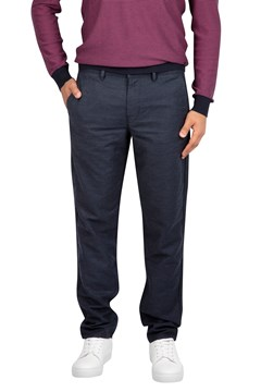 Tapered Relax Fit Trouser 404 DK BLUE 1