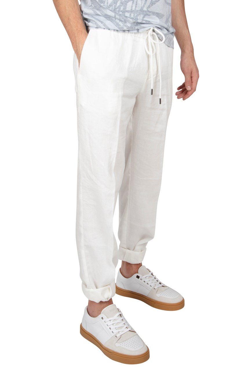 Drawstring Relaxed Fit Trouser