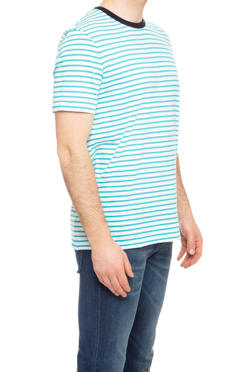 Tiburt Stripe T-Shirt