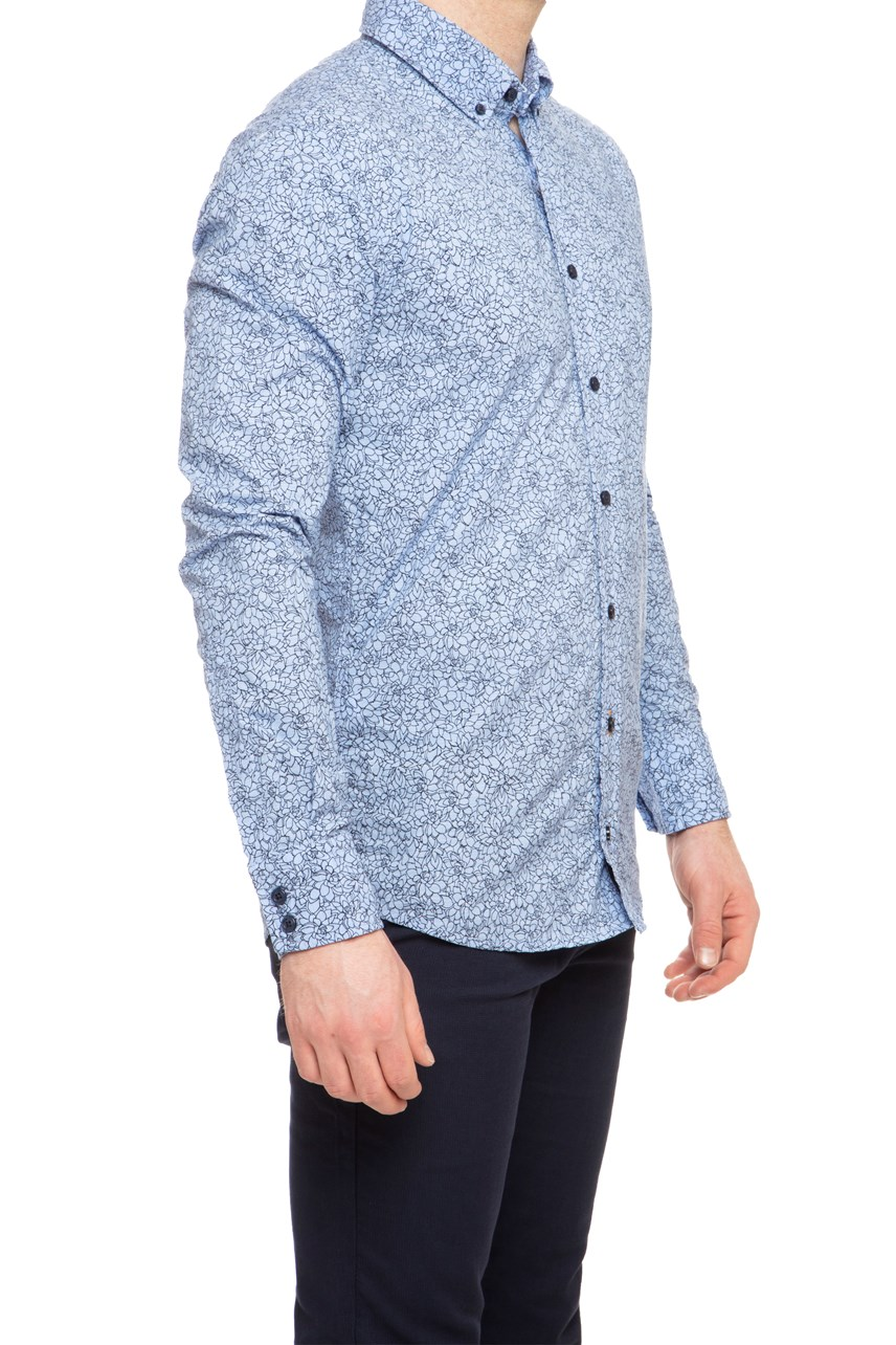 Masboot Patterned Shirt