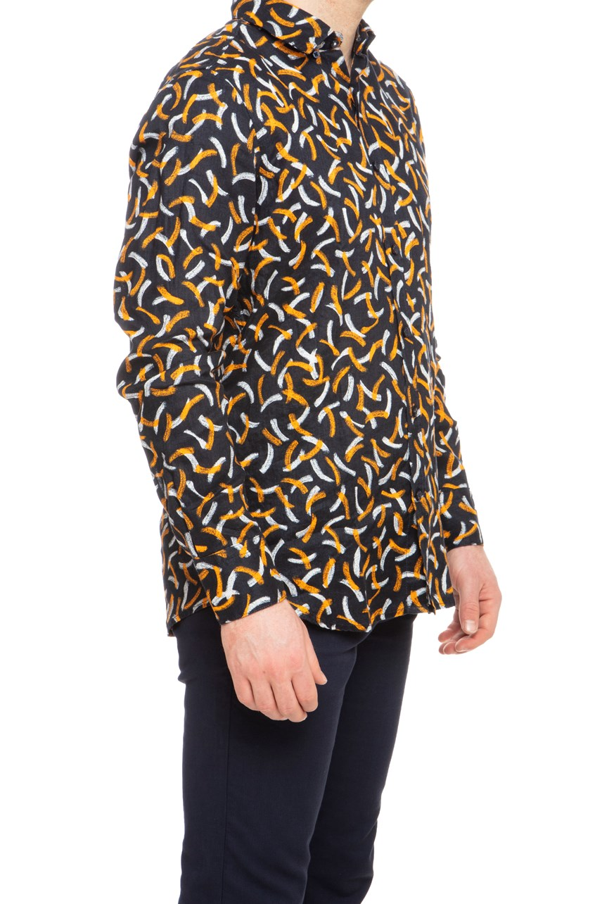 Relegant Patterned Shirt
