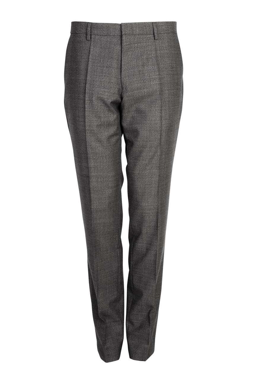 Ben2 Slim Fit Virgin Wool Trousers