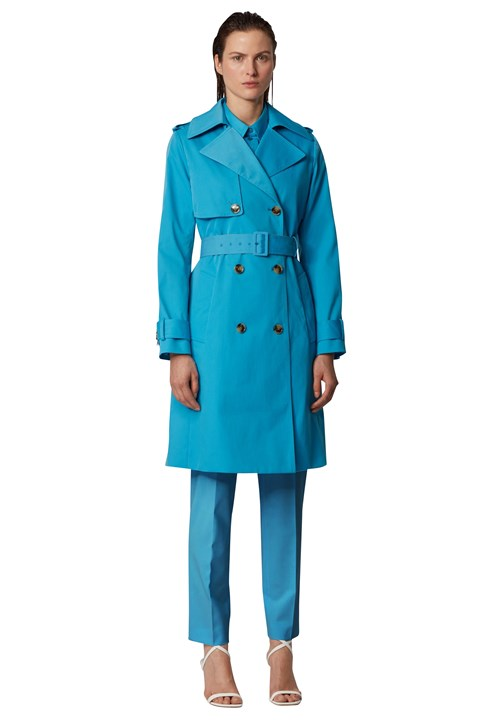 Candromedae Trench Coat - 432