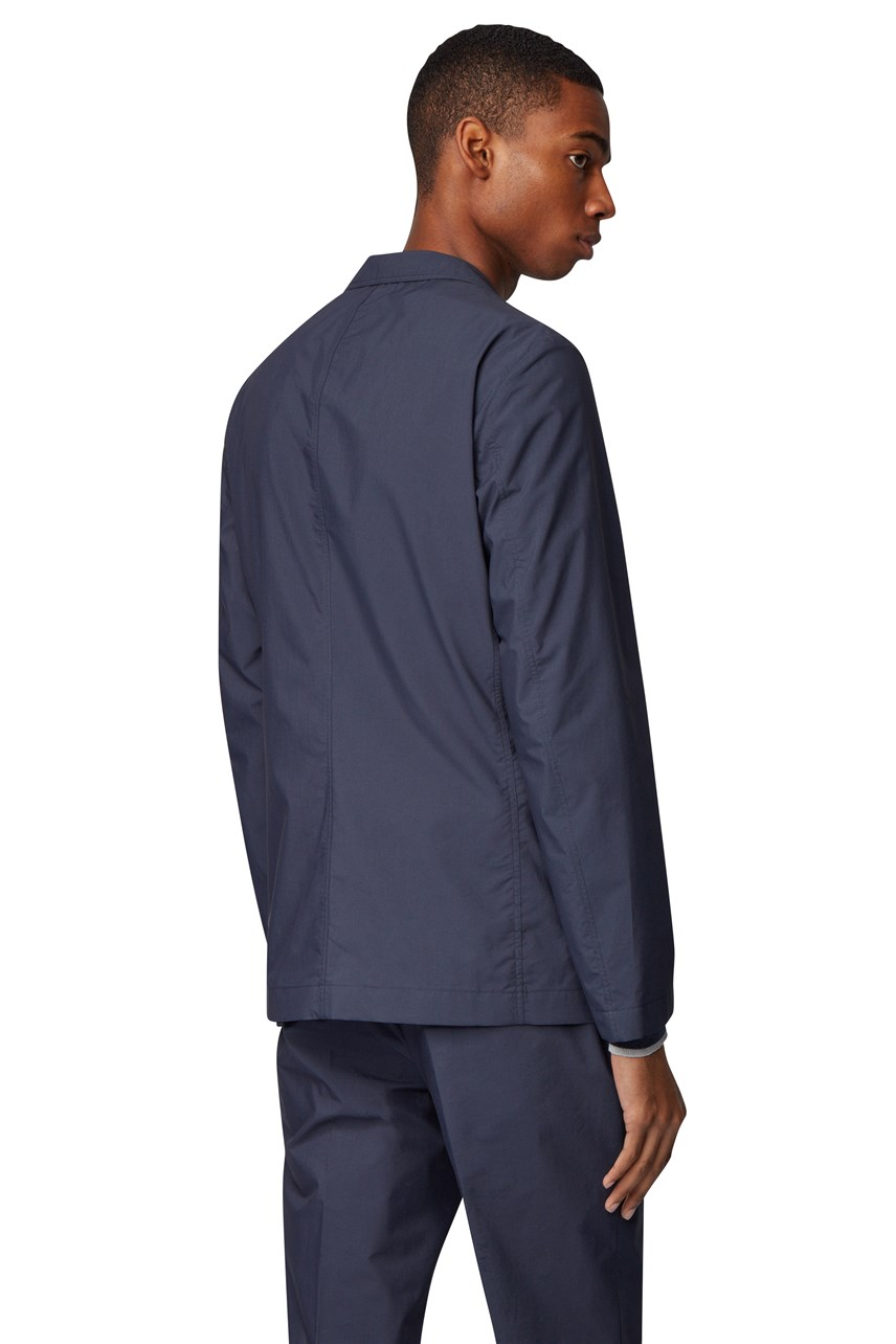 Noswen2 Slim Fit Cotton Blend Jacket