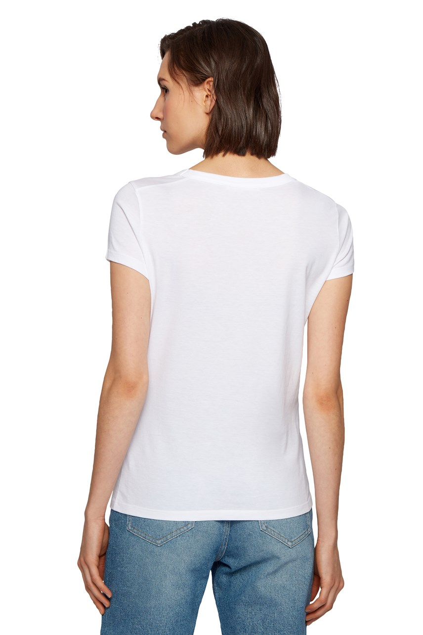 Ecat Round Neck T-Shirt