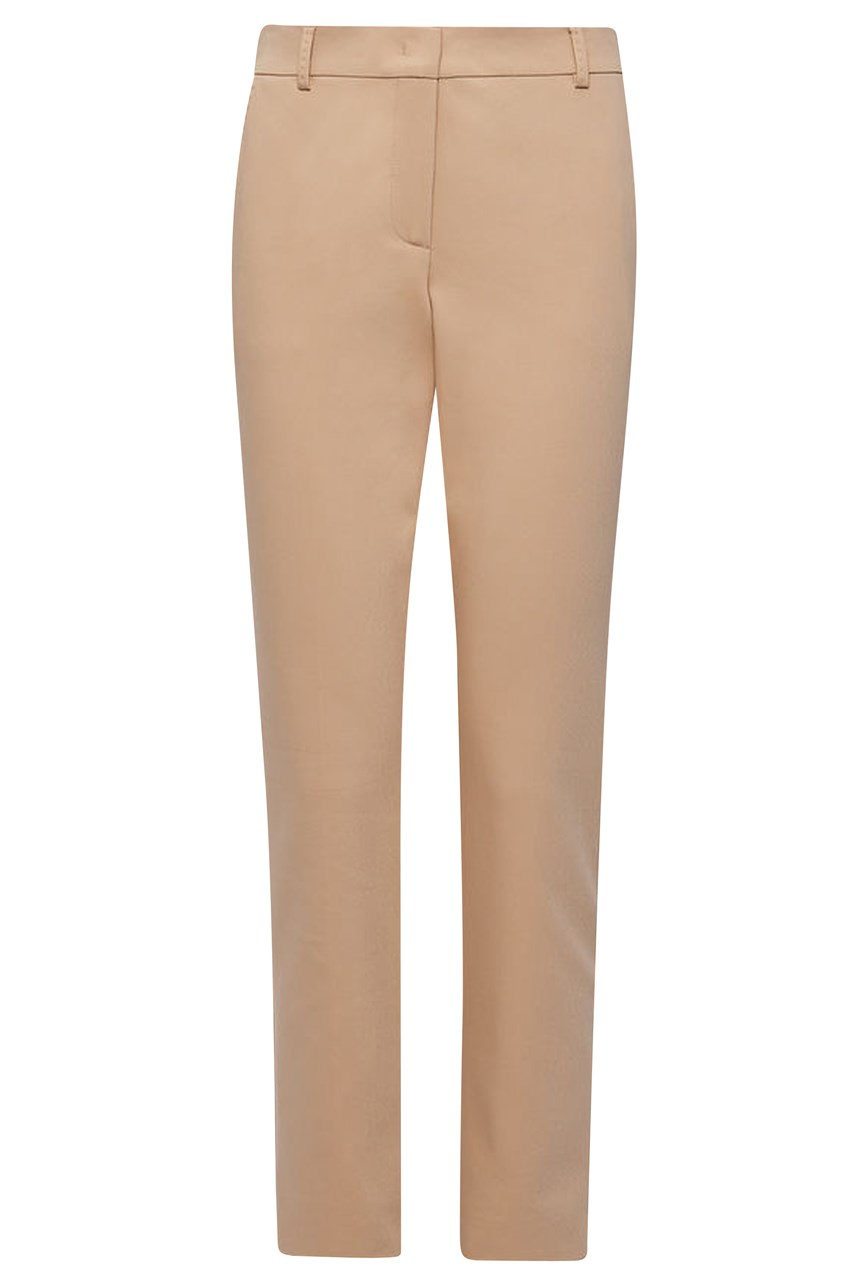 Cairate Cigarette Leg Trousers