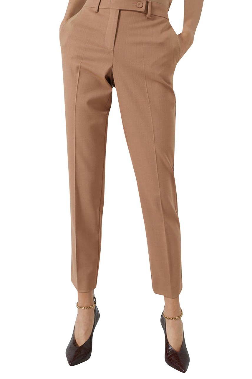 Isba Cigarette Leg Trousers