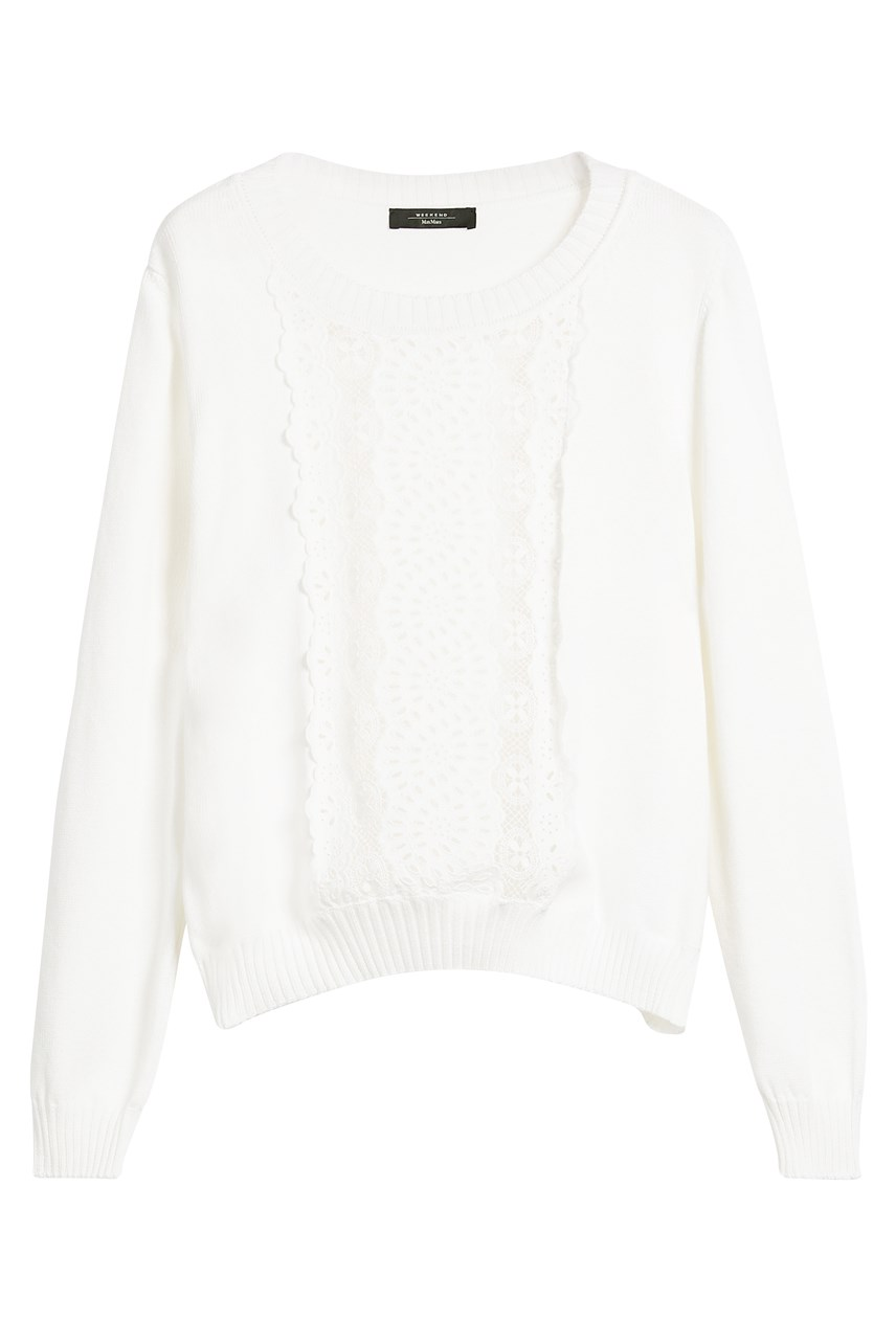 Ola Broderie Anglaise Jumper